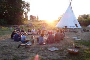 Feriencamps und Waldwochen